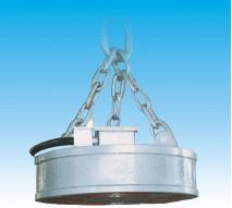 MW03 series Lifting Electromagnet For Handling Thick Plates and Steel Ingots