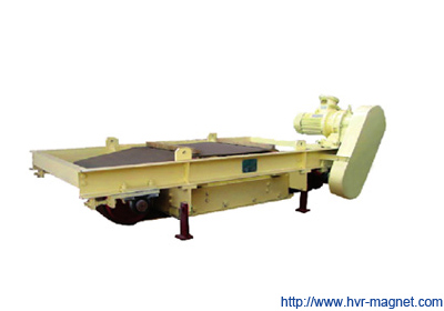 Belt Type Permanent-magnetic Separator Series BCYD