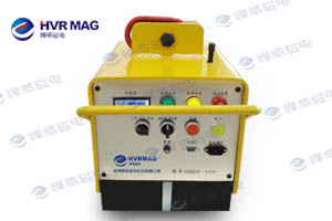 Joint battery electro-permanent lifting magnet system