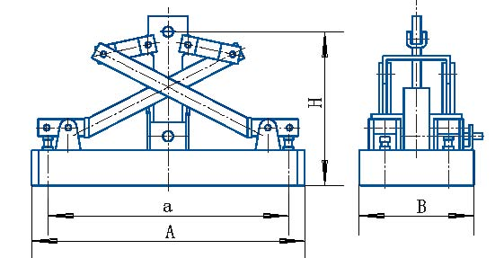 HLM5 Series Permanent Lifting Magnet